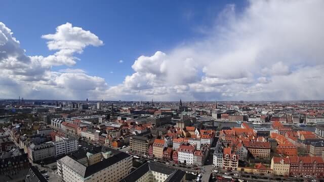 מזג אוויר קופנהגן