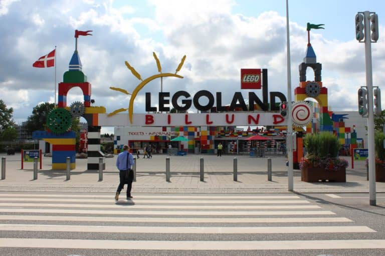Billund, Denmark: Legoland amusement park