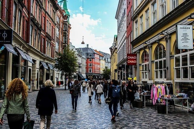 שווקים ואזורי קניות בקופנהגן שאסור לפספס
